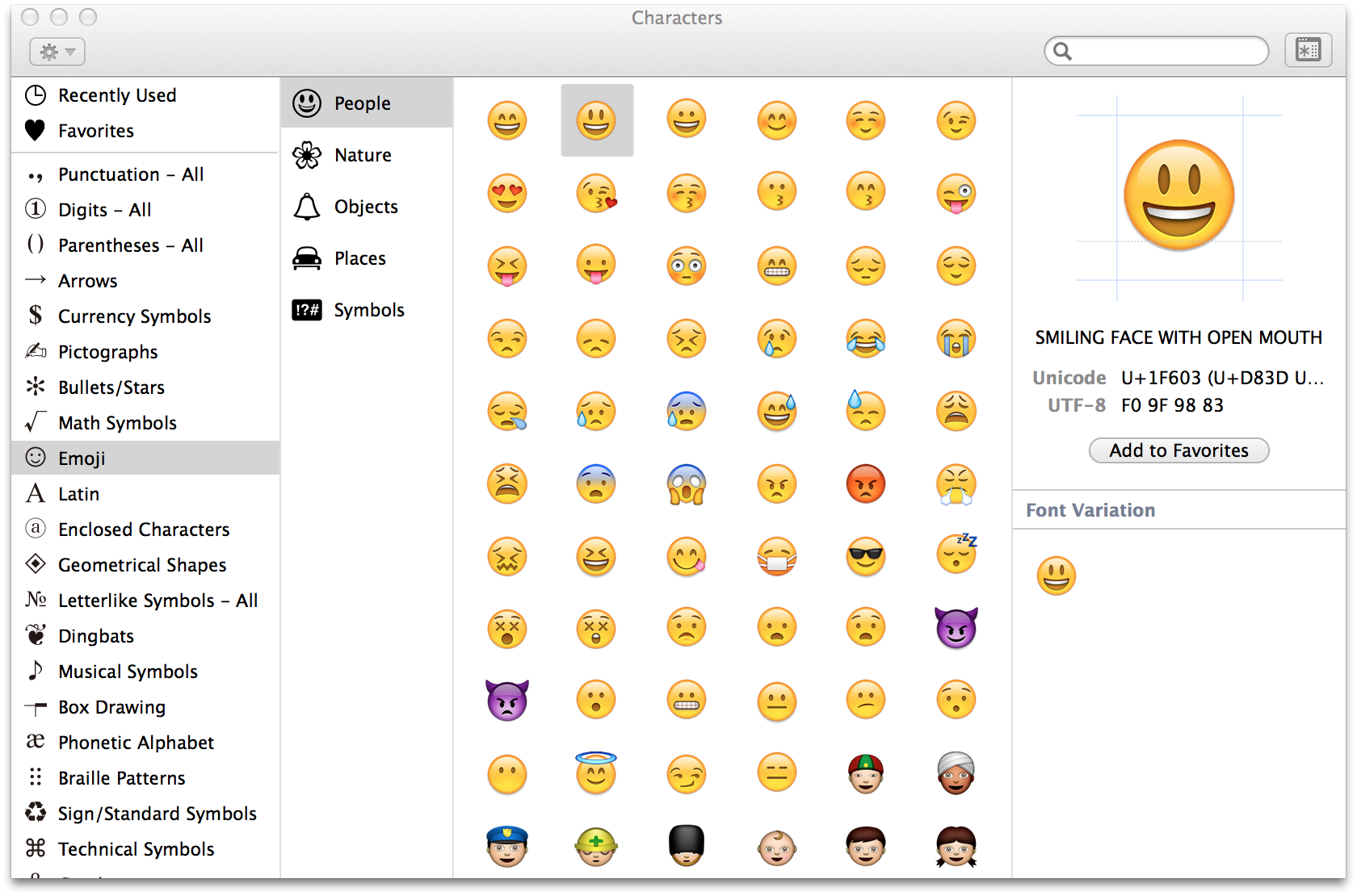 Excellent Emoji Faces Meanings 1680 x 1110 · 366 kB · png